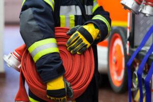 brandweer blussen